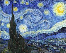 Vincent-van-Gogh---The-Starry-Night---1889-225