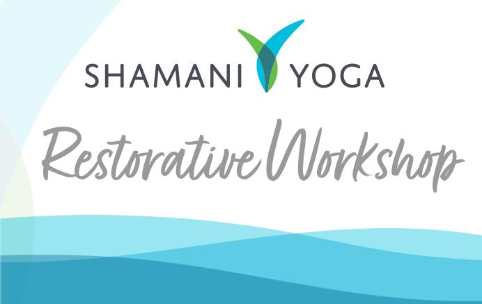 Restorative Yoga Gift Certificate
