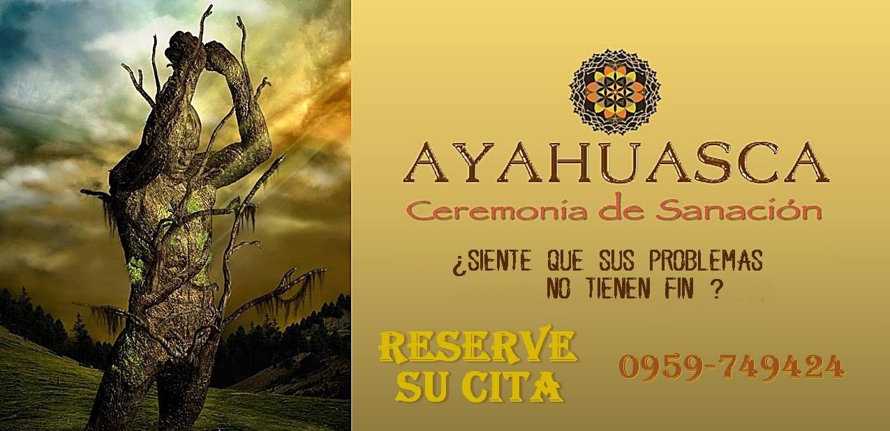 Ayahuasca Colombia