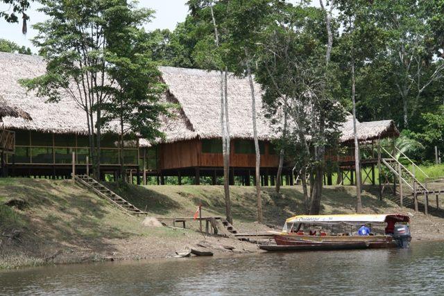 Chullachaqui Eco Lodge