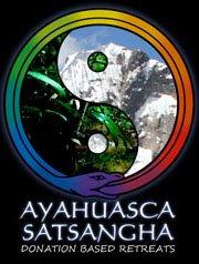 Ayahuasca Satsangha Logo