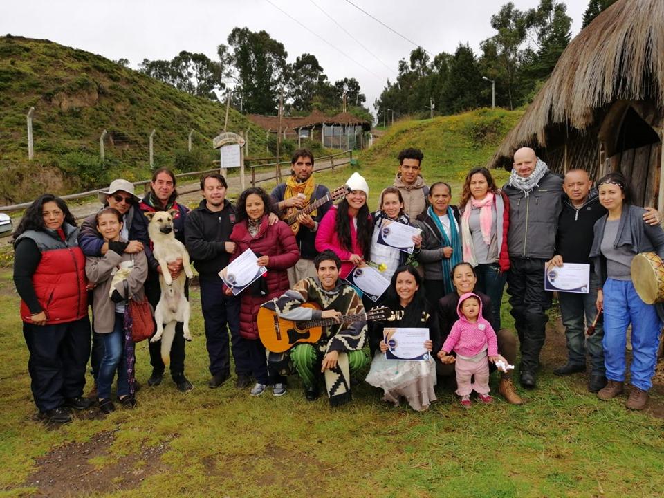Ayahuasca in Ecuador