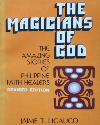photo of book magicians of god
