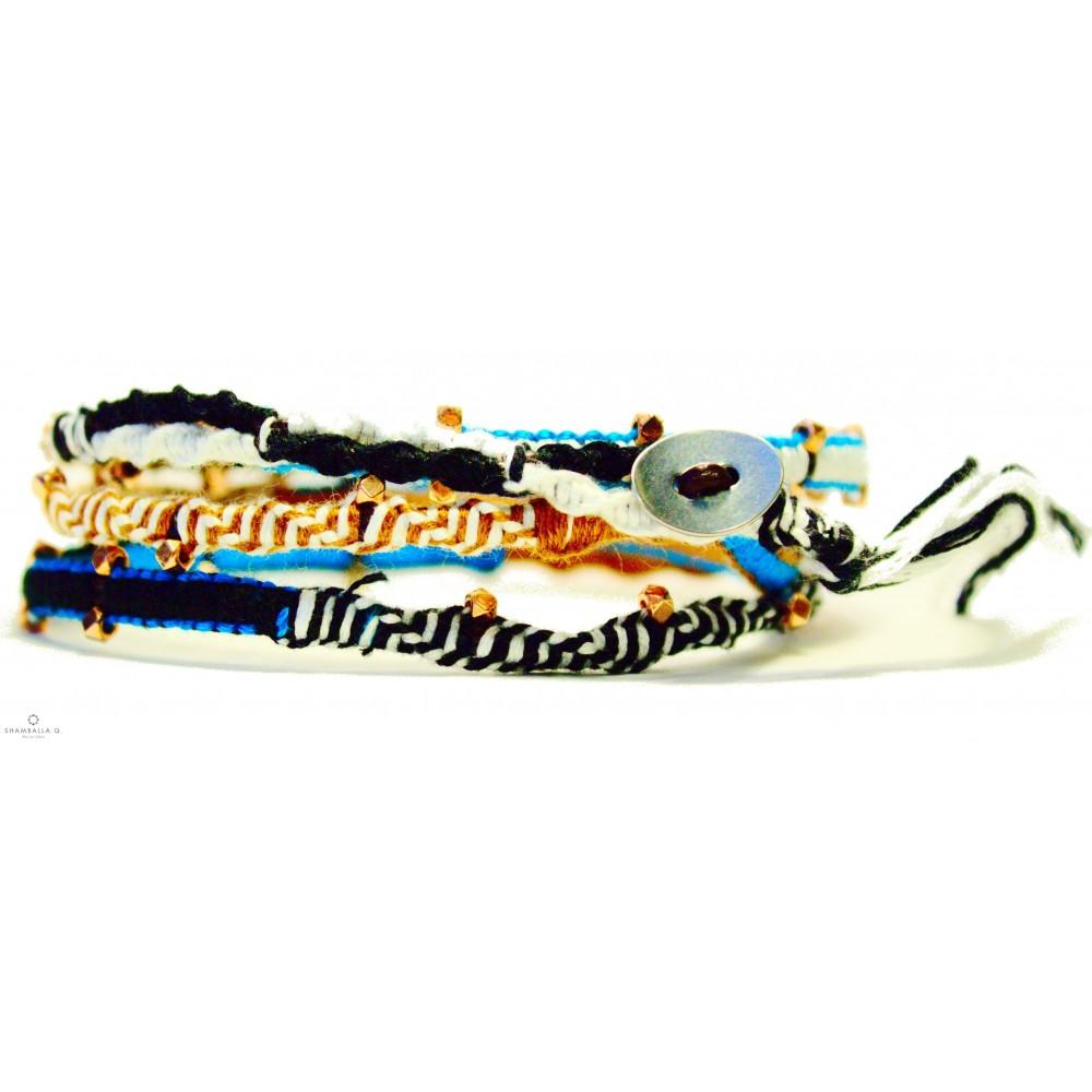 Bracelet Tissu Femme Cheap Montre Levanger Stahlbergh
