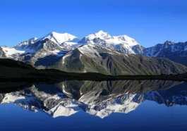 Золотые горы Алтая. Гора Белуха.