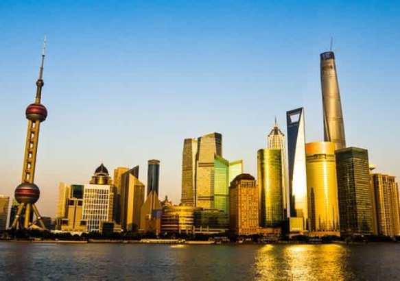 Пудонг, Шанхай.