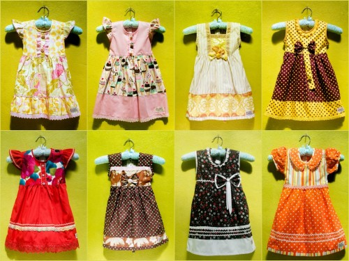 Lil Bijoux (Dresses for the Little Princess)