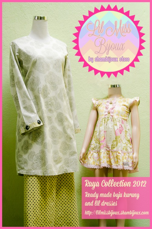 Raya Collection 2012 by Lil Miss Bijoux