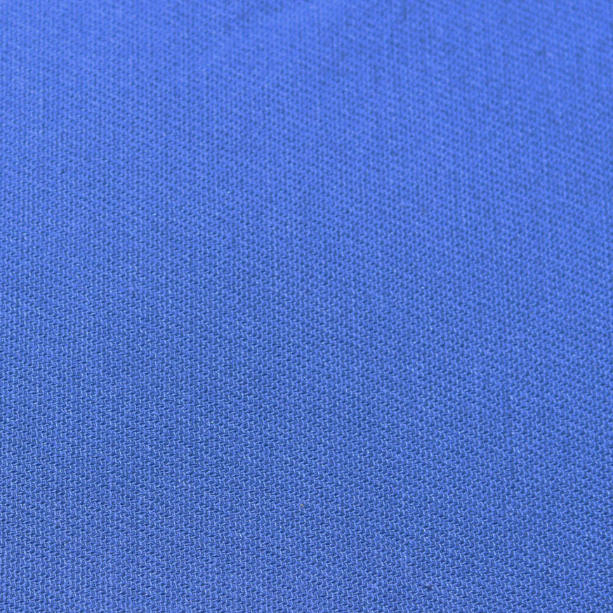 Cotton Drill Royal Blue
