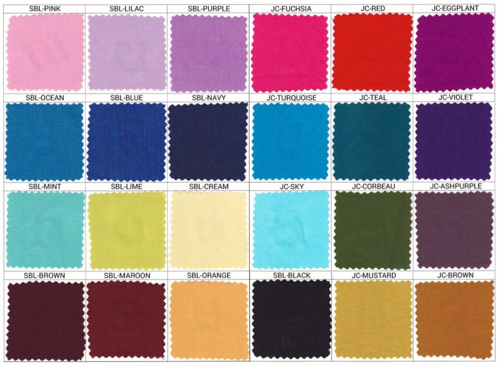 Japanese Cotton & SBLine Plain Cotton
