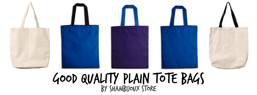 Plain Tote Bag FAQ