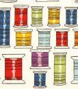 (Alexander Henry) Nicole's Prints, Nice Threads in Multi