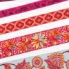 (Tula Pink Ribbons) Moonshine, Strawberry Sampler Pack (zoom)