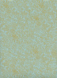8033-1 - (Rifle Paper Co) Menagerie, Champagne in Mint Metallic