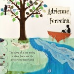 Reading This Week – Watercolours – Adrienne Ferreira