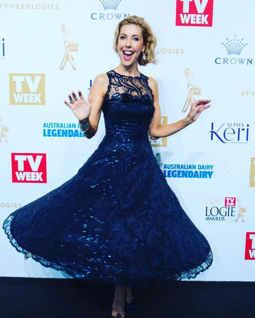 Catriona Rowntree (Age 44)