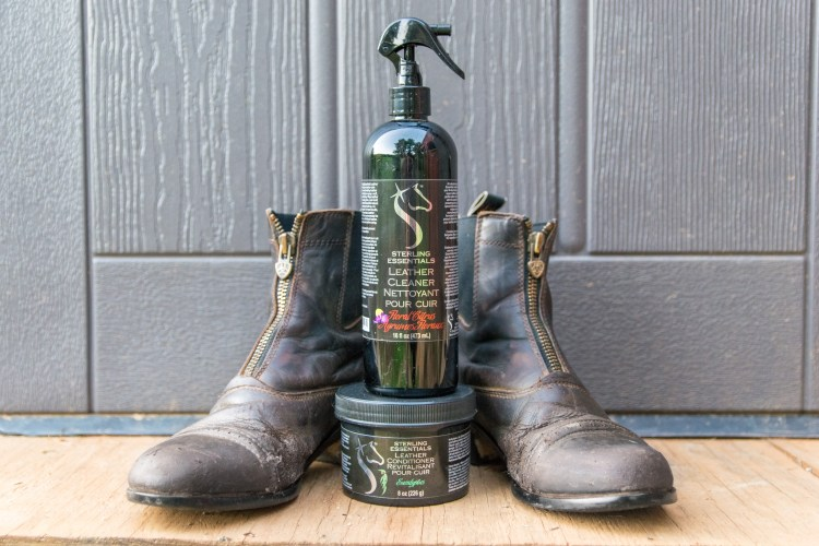 Sterling Essentials Leather Cleaner and Conditioner