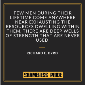 Use Your Strength Quotes - Shameless Pride