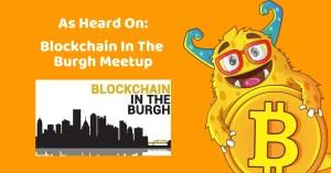 Blockchain In The Burgh