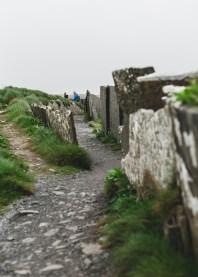 Cliffs of Moher Cliff walk