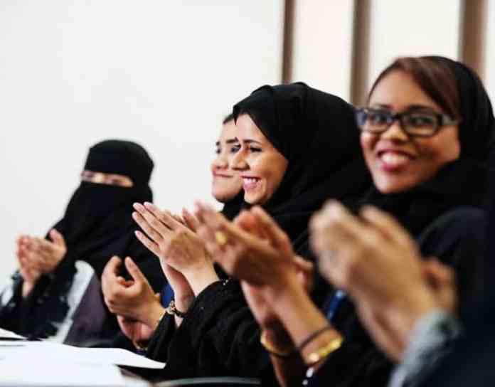 saudi arab womens
