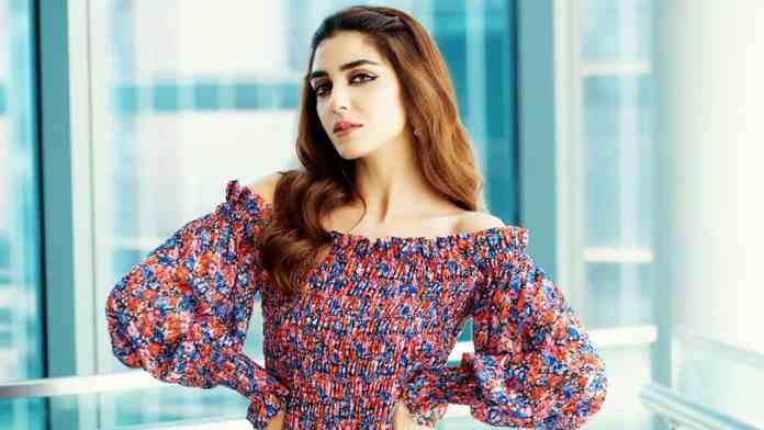 Actress Maya Ali