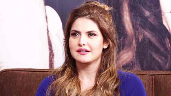 Zareen Khan about hum bhi akele tum bhi akele