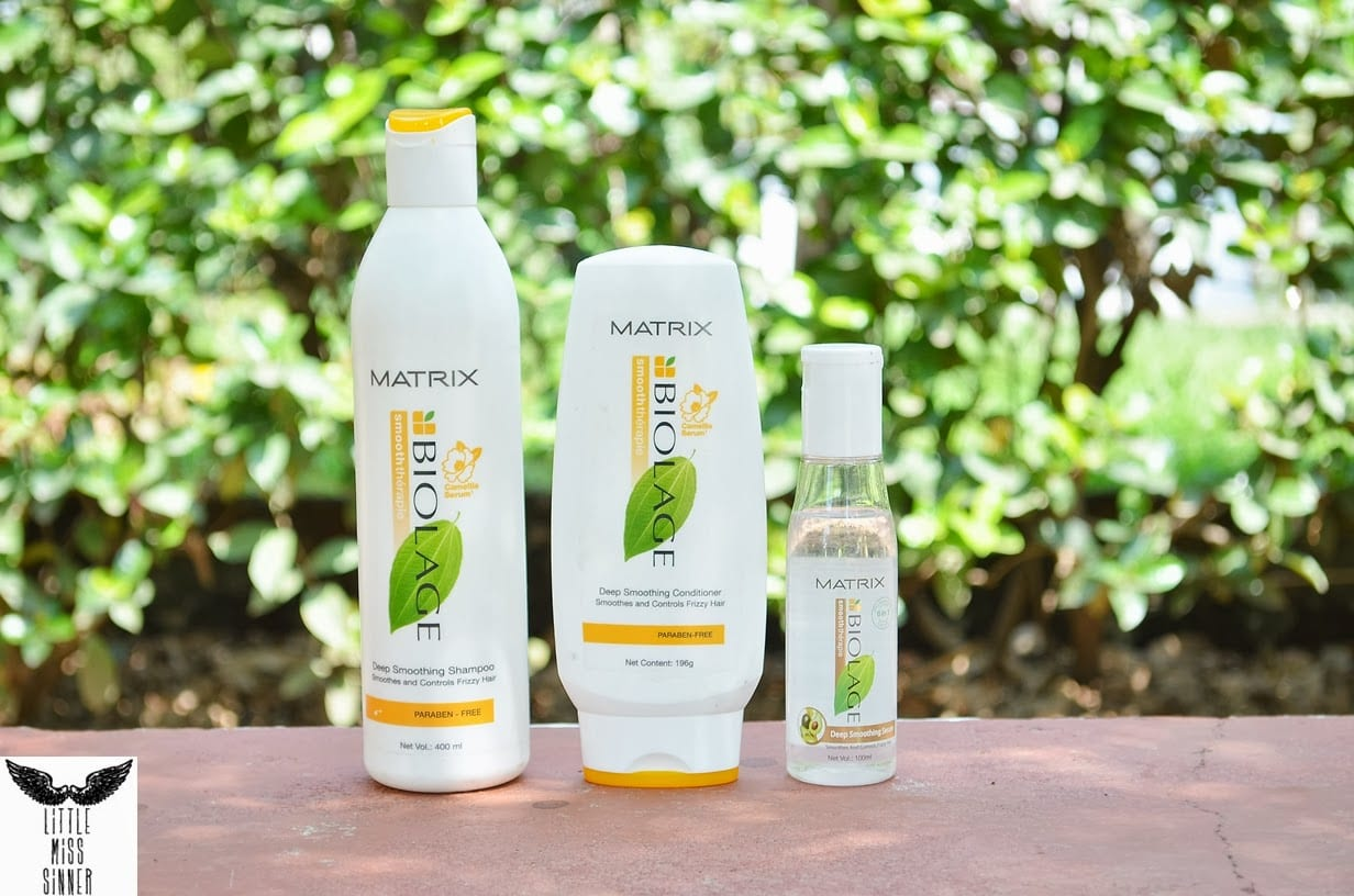 Matrix Biolage Deep Smoothing Serum 100 Ml Daftar Update Harga Vitamin Rambut Review Chamber Of Beauty Source In The Drugstore Market And While My Search For Amazing But
