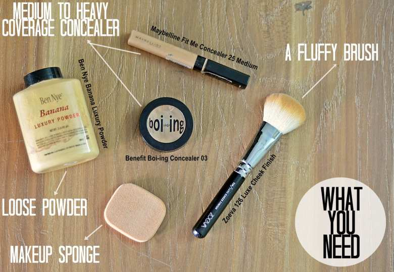 How-to-Baking-makeup