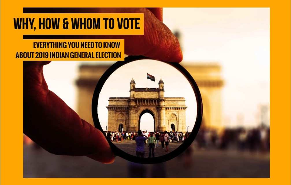 Why-How-Whom-to-Vote-in-2019-Indian-General-Election