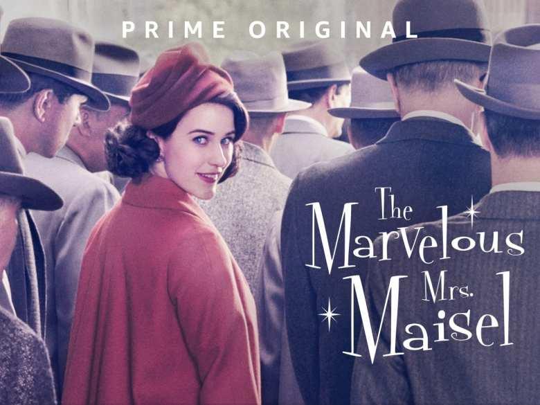 The Marvelous Mrs.Maisel (Amazon Prime Video)