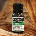 timian æterisk olie