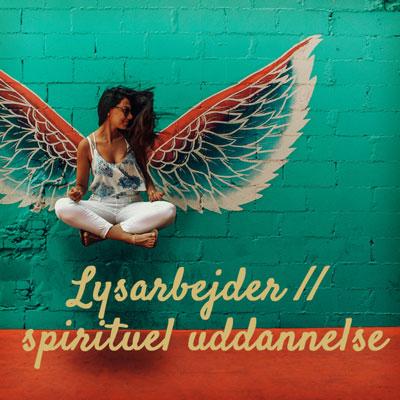 spirituel uddannelse lysarbejder i hjertet