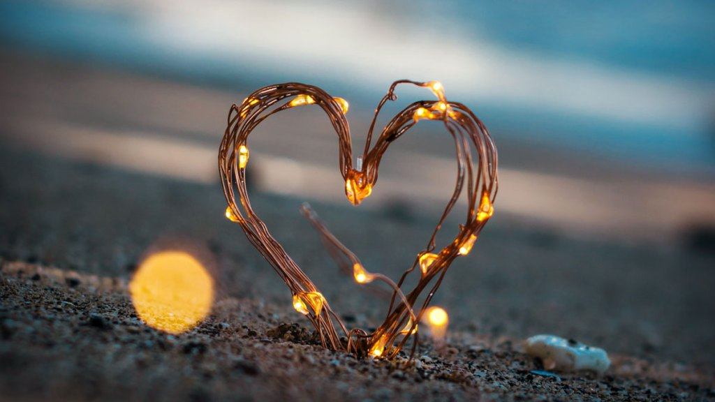 Hjertets vej healing forløb