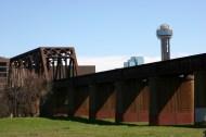 Rustic Dallas Skyline