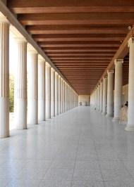 Near the Agora