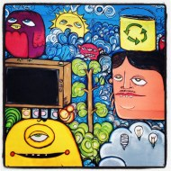 Des Moines Mural