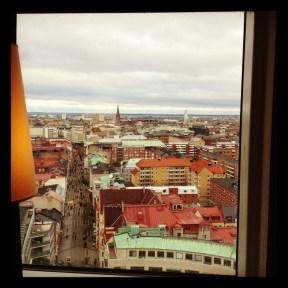 Daytime Malmo Street View