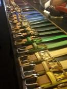 Belts at Wingtip