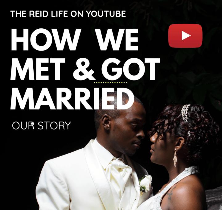 Storytime: How We Met & Got Married