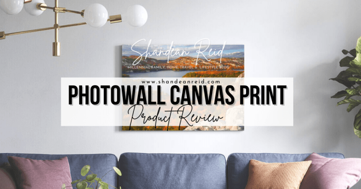 PhotoWall Canvas Print Review
