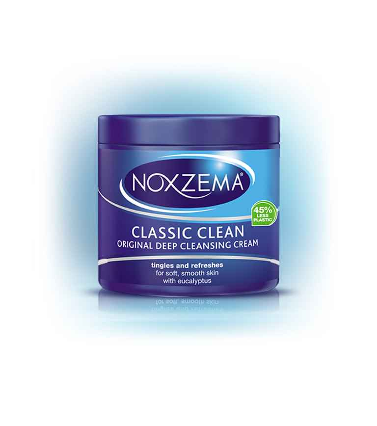 noxzema cleansing cream