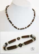 Wood & Silver Collection: Silver Bark