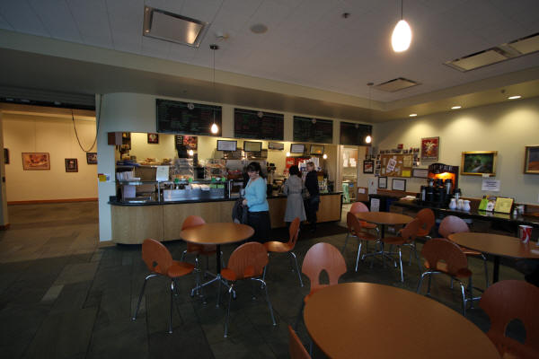 Livermore Public Library Cafe