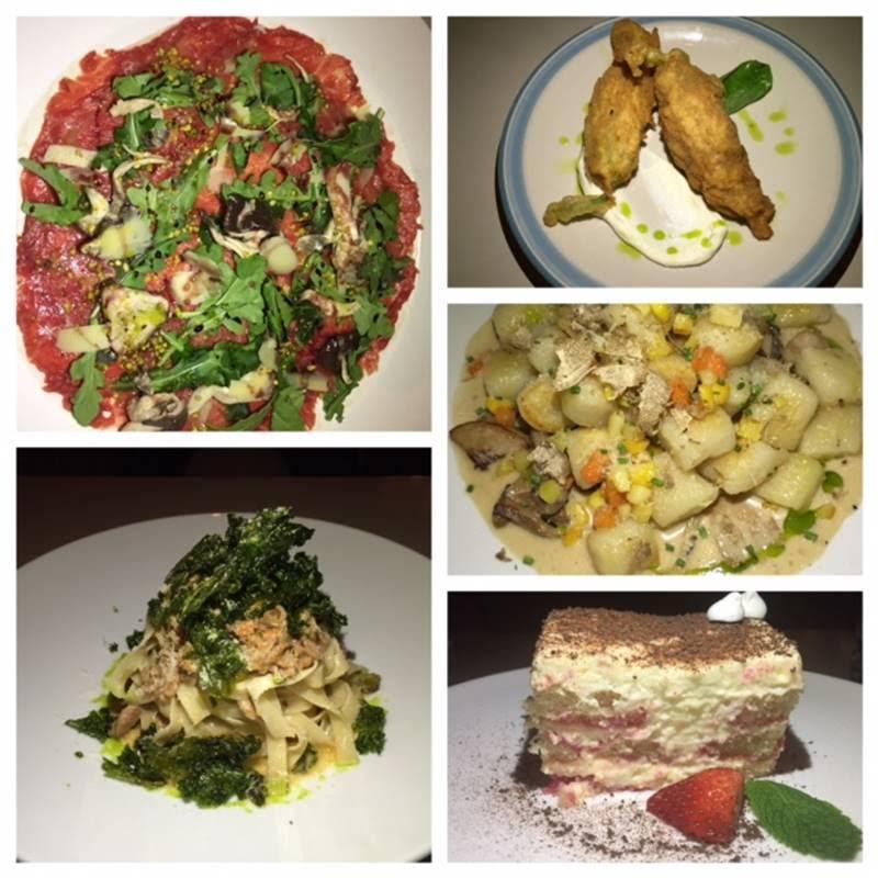 Ardo restaurant, Toronto,
