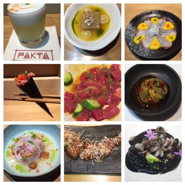 Pakta Restaurant Barcelona, Spain