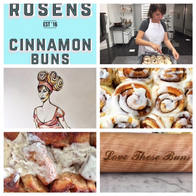 Rosen's Cinnamon Buns, Toronto