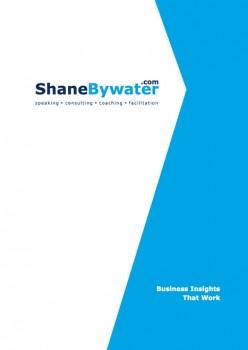 Shane Bywater Bio