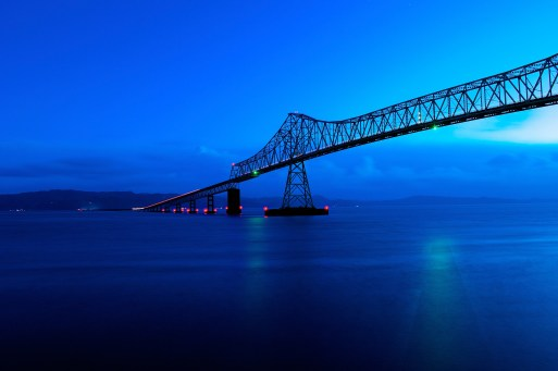 Captured during the Blue Hour in the morning