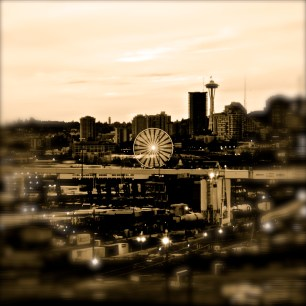 Seattle's Wheel